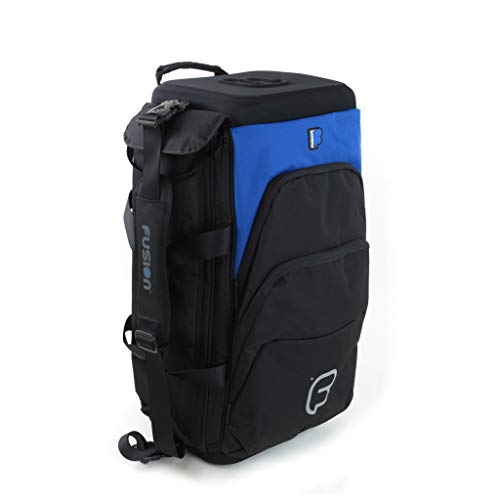Fusion Bags Urban 3x Trompete Gigbag - UB-04-B Blue