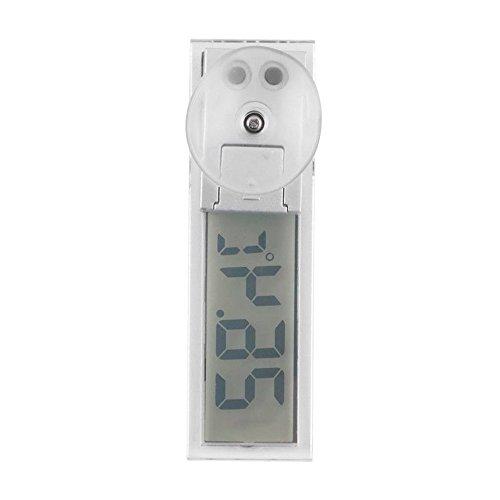 TS Trade Car Home Thermomètre LCD Affichage Numérique Température Mètre Intérieur Extérieur
