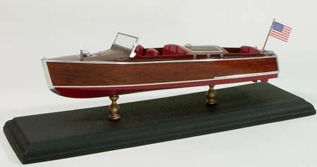 Chris-Craft 24 FT. RUNABOUT Model Boat KIT