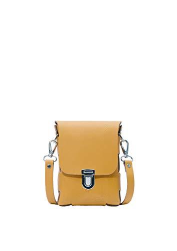 s.Oliver (Bags Damen 39.002.94.2303 Tasche Schultertasche, Gelb (Corn Yellow), 2x14.5x11 cm