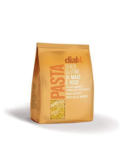 Dialsì Stelline Pasta senza Glutine di Mais e Riso - 300 g