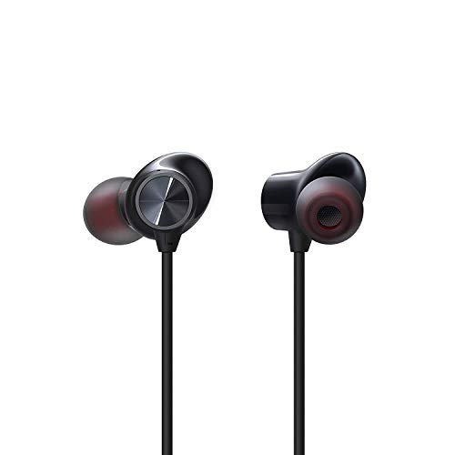 Wireless Bluetooth Headphones Earphone For Apple iPhone 11 Pro Neckband Earphone Bluetooth 5.0 Wireless Headphones with Hi-Fi Stereo Sound, 12Hrs Playtime, Lightweight Ergonomic Neckband, Sweat-Resistant Magnetic Earbuds Bluetooth Neckband with Vibration Alert for Calls, in-Ear Wireless Earphones with 12 Hour Battery Life, Fast Charging & in-Built Mic, IPX5 Sweatproof Headphones (Color As per Available)