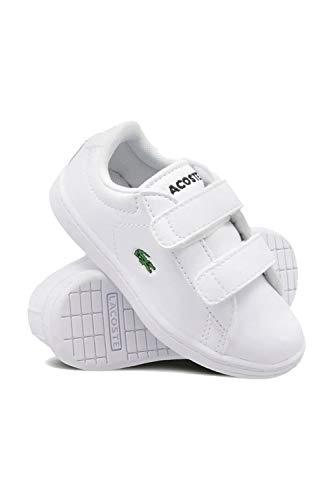 Lacoste Carnaby Evo BL4 - Zapatos de tacón para niños y niñas,...