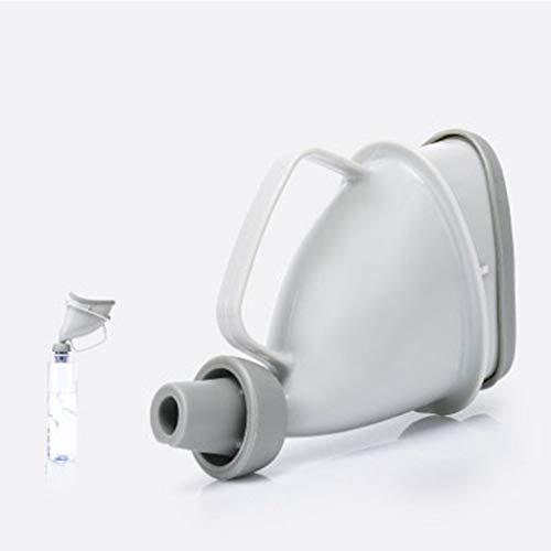 FJJ Dispositivo Portatile di Urination, Mini Portatile di Campeggio Esterna Viaggi Shrinkable Personal Mobile igienici Potty Pee Bottiglia for i Bambini for Adulti.