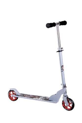Firefly INTERSPORT Deutschland eG 171333 - Scooter Monkey 125 900 SILB/SCHW/ROT