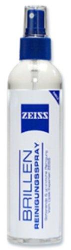 Zeiss Brillen Reinigungsspray 240ml + Zeiss Mikrofasertuch 35 * 35cm