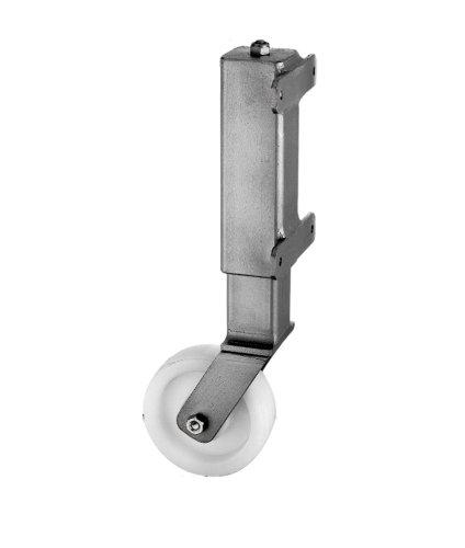 GAH-Alberts 416867 Torlaufrolle für schwere und Breite: Tore, b.450 Kg Torgew., feuerverzinkt zum Anschrauben, Rø 125 mm