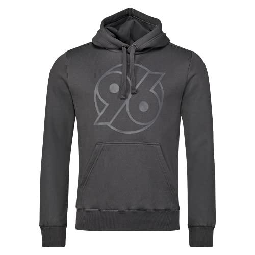 "Hannover 96 Hoodie ""Logo grau Gr. L"