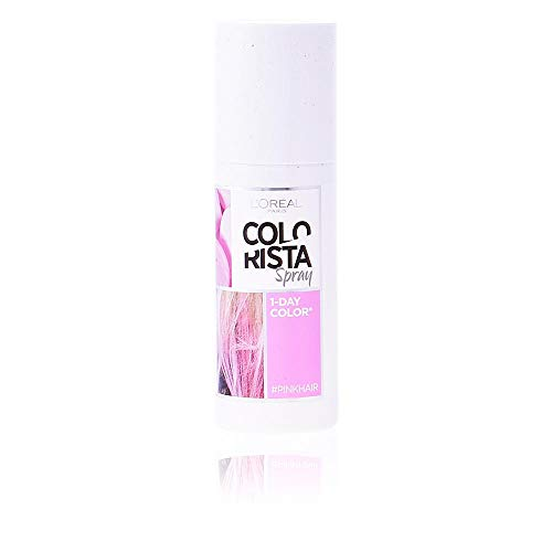 L'Oreal Paris Colorista Coloración Temporal Colorista Spray - Pink Hair
