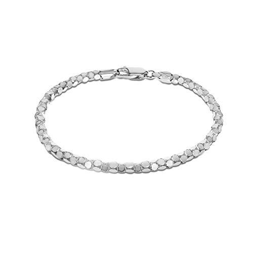 Tuscany Silver 8.22.2713 - Pulsera de plata de ley (925/1000)
