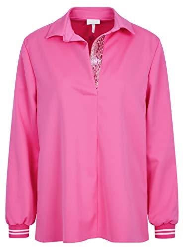Sportalm Damen Bluse Größe 38 EU Pink (pink)