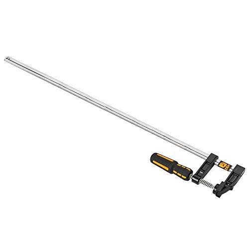 Cablematic - Sargento abrazadera tipo 'F' mango goma de 120x1000mm de herramientas...