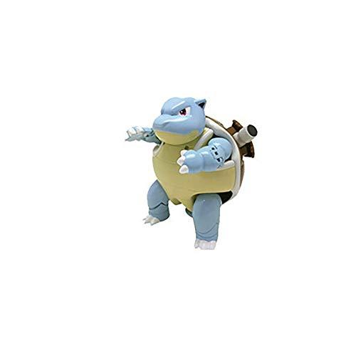 YXCC Pokemon Puede Tocar el Flip Ball Estatua de Pikachu Modelo de Pokemon