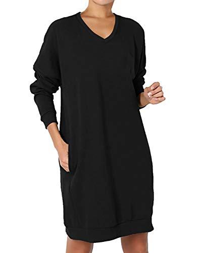 Sudadera larga con capucha para mujer de la marca kenoce, de manga larga, con capucha, sudadera, sudadera, sudadera, sudadera, con bolsillos