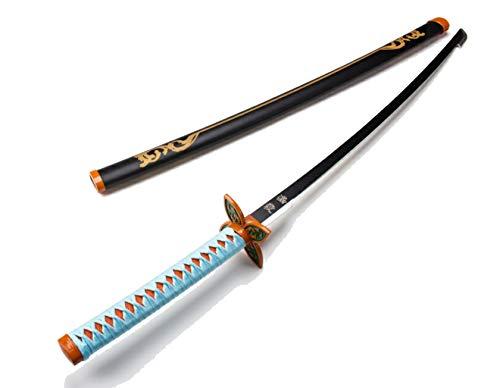 Blazing S. 41' Fantasy Samurai Sword Replica Demon...
