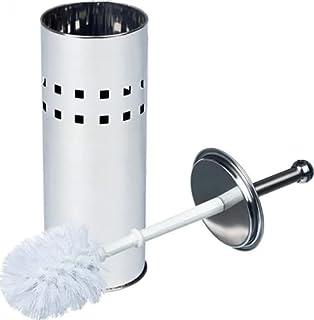 Escova de Limpar Vaso Sanitário Privada Banheiro em Inox