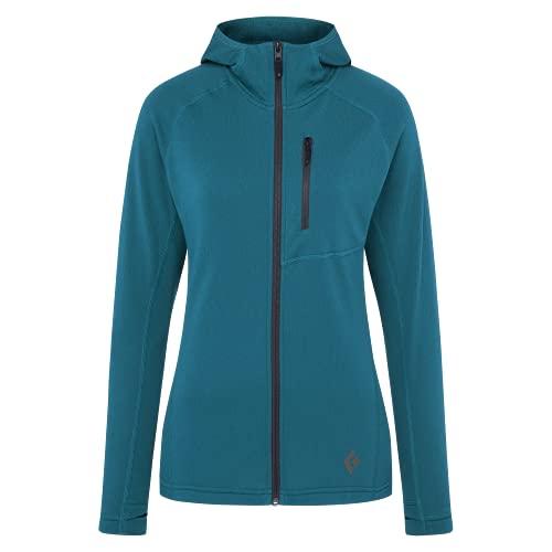 Black Diamond Women's Coefficient Fleece Jacket Hoody