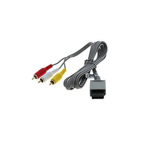 Cable de Video Compatible con Nintendo Wii / Wii U / Wii...