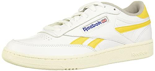 Reebok Revenge Plus MU Scarpa White/Tonic Yellow/Chalk