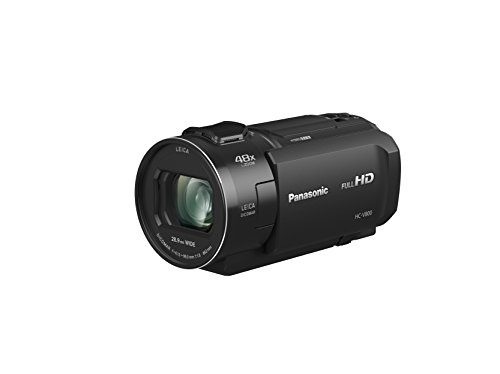 Panasonic HC-V800 Camcorder Black