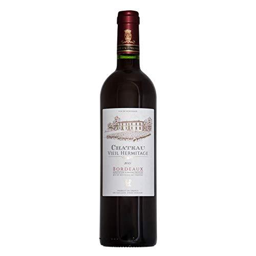 Chateau Vieil Hermitage Bordeaux Rosso 2015 Chateau Teyssier 75 cl