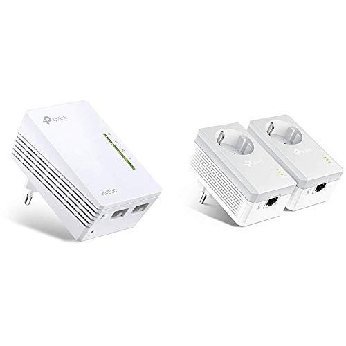 TP-Link TL-WPA4220-1 Adaptadores de Comunicación por Línea...