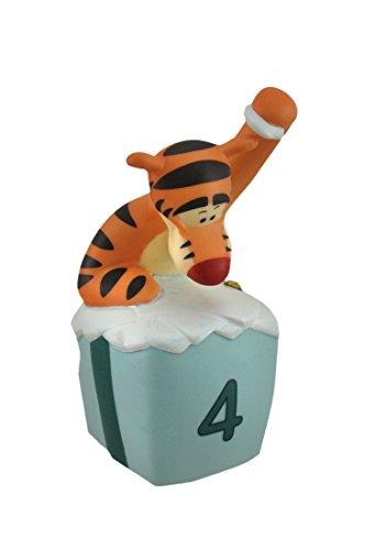Disney Figurine en Porcelaine Winnie et Ses Amis : Four is for bounces