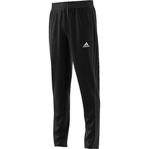 adidas Kinder CON18 TR PNT Y Sport Trousers, Black/White, 13-14Y