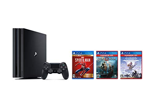 PlayStation 4 Pro 1TB Console - Only On PlayStation Bundle