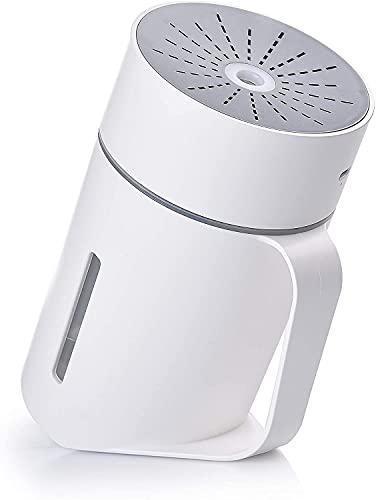 ZNBLLH Purificador de Aire portátil con Filtro de carbón Activado, Que se Puede Colocar en el Lado a 45 °, es más Conveniente para la humidificación y la aromaterapia