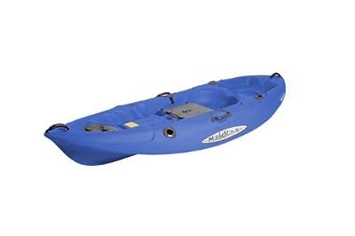Malibu Kayaks Mini-X Fish and Dive Model Sit on Top Kayak