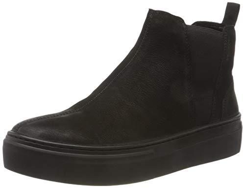 Vagabond Damen Zoe Platform Hohe Sneaker, Schwarz (Black/Black 92), 40 EU