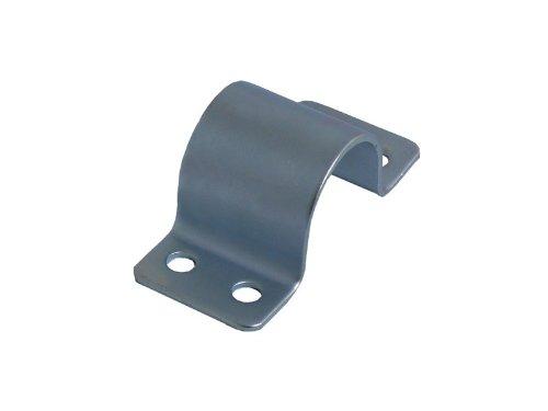 A.S.Sat 46042 verzinkt Stahl Mastschelle für Rohre 38-42 mm Durchmesser