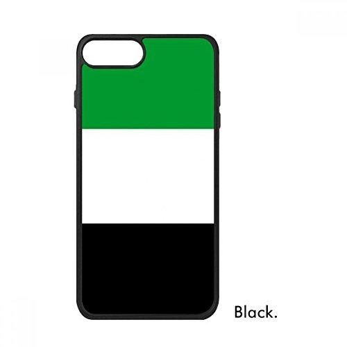 Bestchong Verenigde Arabische Emiraten Nationale Vlag Azië Land Voor iPhone SE 2 nieuw voor Apple 78 Case Cover