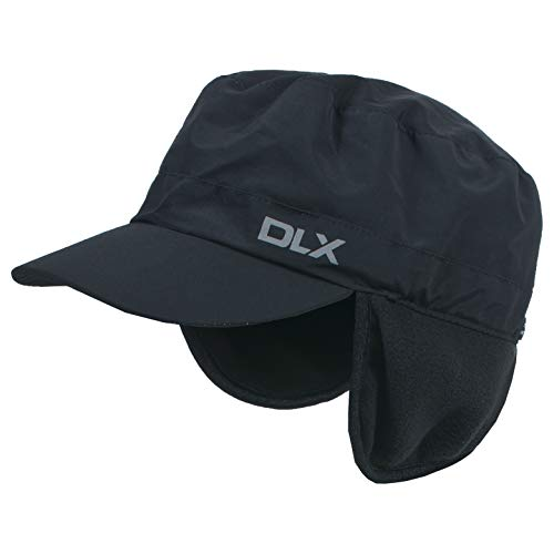 Trespass Rupin Wasserdichter DLX Hut mit Ohrenschützern für Damen und Herren / Unisex