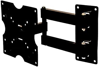 RISSACHI Heavy Duty Wall & Ceiling Mounts for 14 to 42 inch LED/LCD TV (Black)