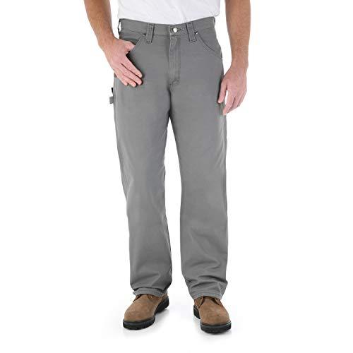 Wrangler Riggs Workwear Hombre Ripstop Carpenter Jean - Gris -
