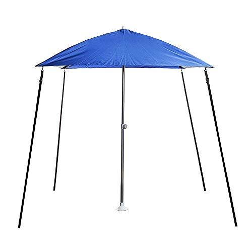 PROTEQ Sonnenschirm Navy-blau - Bimini - Sonnenschutz - Sonnensegel