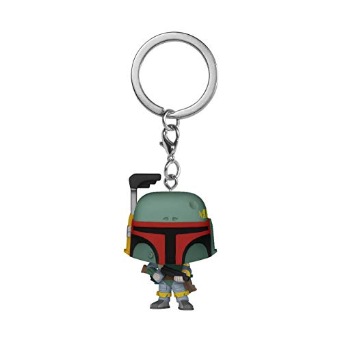 Funko - Figura Pop Keychain: Star Wars - Boba Fett