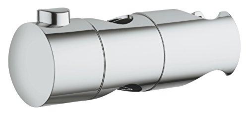 Grohe 48099000 Supporto per doccetta, cromato, diametro - 21,8 mm