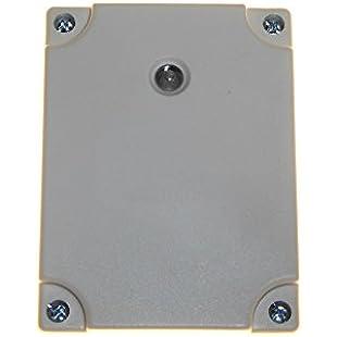 Twilight switch with timer waterproof IP55 photocell dusk to dawn 2h 4h 6h 8h time delay 1000 watt max energy saving garden garage door lights etc:Autobit