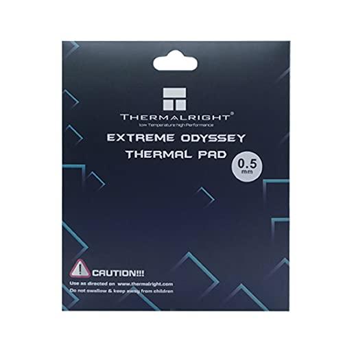 One enjoy Thermalright Thermal Pad 12.8 W/MK, 120x120x0.5mm, Silicona Pad Termico para disipador térmico/GPU/CPU/LED (0.5mm)