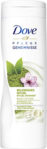 Dove Pflegegeheimnisse Belebendes Ritual Body Lotion, 6er Pack (6 x 400 ml)