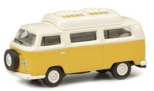 Schuco 452642600 452642600-VW T5 Bus Bundeswehr 1:87 Olive Modellfahrzeug Modellauto