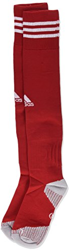 adidas Herren Stutzen Adisocks 12 Fußballsocken,Rot (University Red/White), 40-42