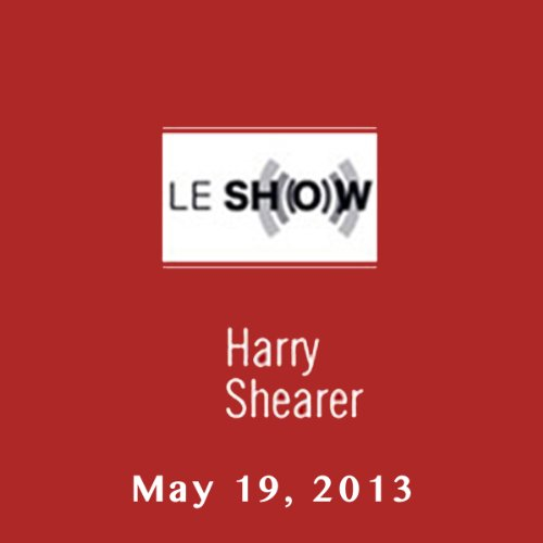 Le Show, May 19, 2013 cover art