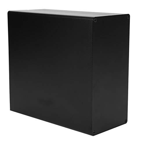 Jeanoko Caja de Proyecto, Caja de refrigeración, Accesorios de Tablero confiables de Bricolaje, Caja de Aluminio de disipación de Calor rápida para Controlador