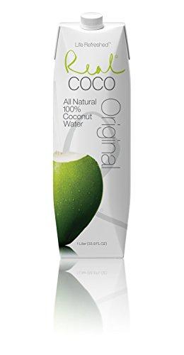 Acqua di Cocco Real Coco Original (6 x 1L)