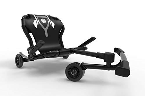 Ezyroller Kinderfahrzeug Dreirad Classic X Trike Kinder Sitz Scooter Ezy Roller (schwarz)