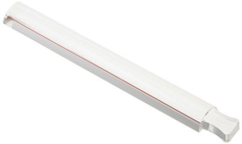 Eschenbach Optik Lesestab 1:1,8X Lupe (200x25 mm), Chrome